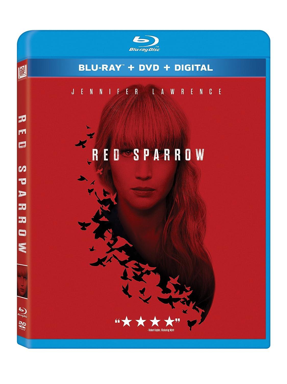 Red Sparrow [Blu-ray] (englische Version): Amazon.de: DVD & Blu-ray