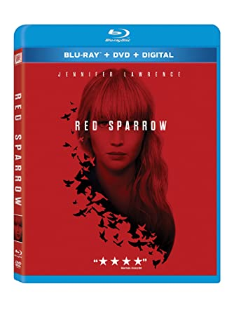 Red Sparrow 2 Blu-Ray Edizione: Stati Uniti Italia Blu-ray ...