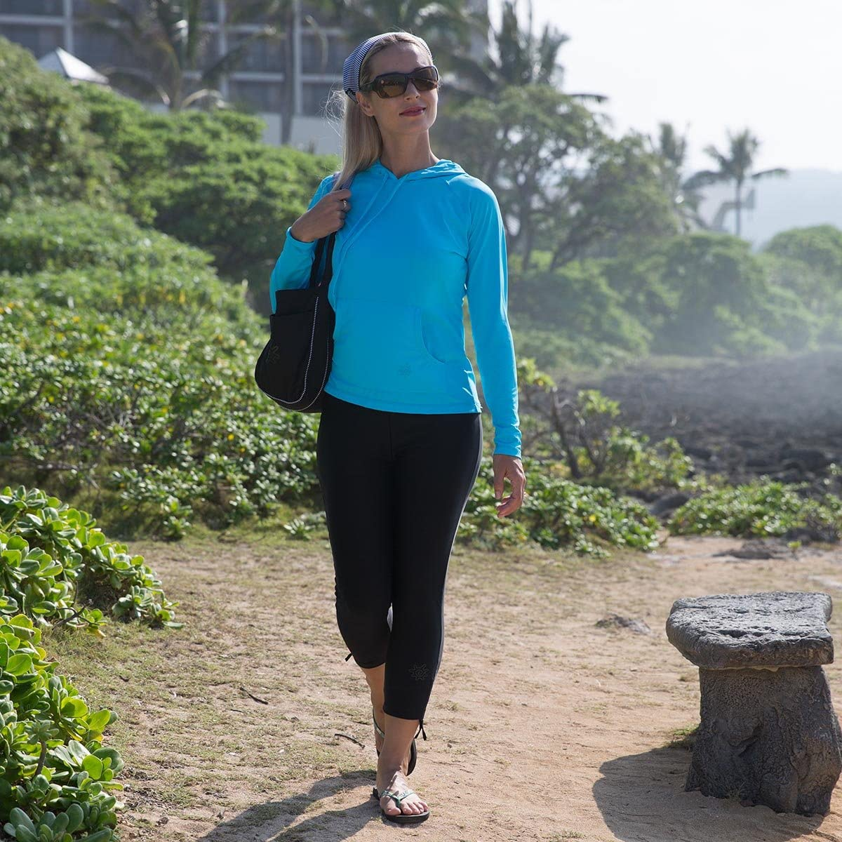 UV SKINZ UPF 50 Womens Sun Leggingz