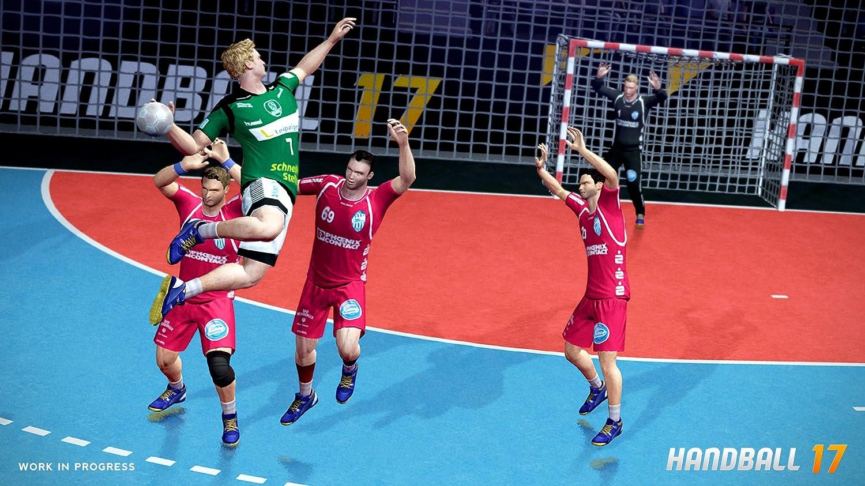 Bigben Interactive Handball 17 PS4 Básico PlayStation 4 Alemán ...