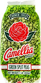 product image for Camellia Brand Green Split Peas - Dry Bean, 1 Pound Bag