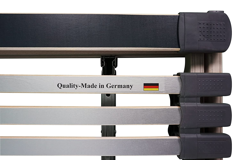 Amazon.de: AM Qualitätsmatratzen Ergonomischer 7-Zonen Lattenrost ...