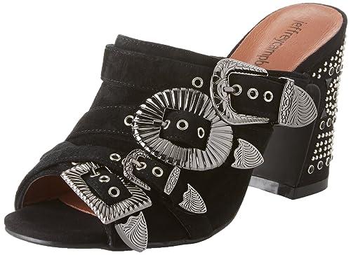 f205464d Jeffrey Campbell 8-fanta-jwl, Sandalias con Punta Cerrada para Mujer:  Amazon.es: Zapatos y complementos