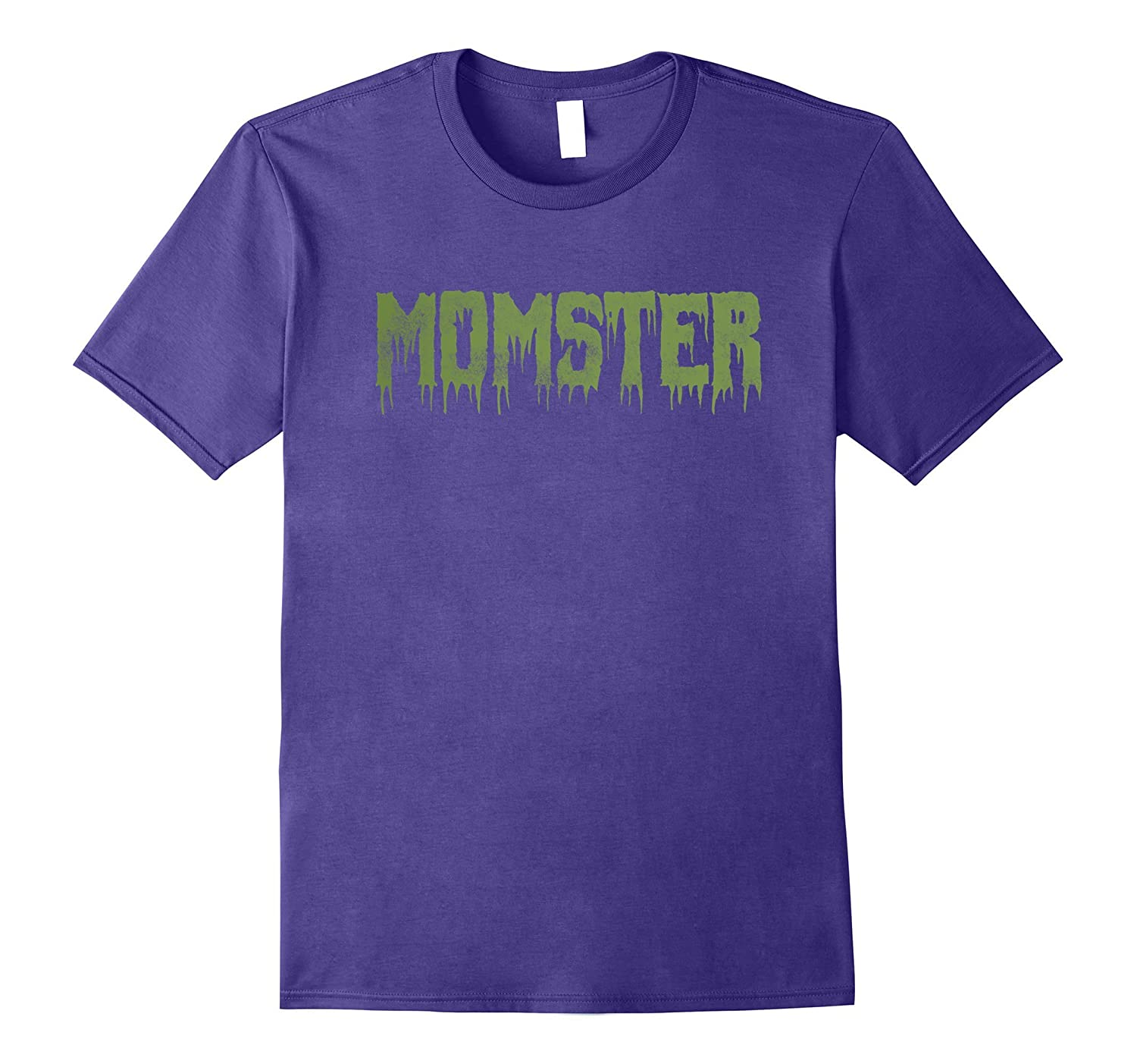 Momster Halloween Funny Cute TShirt for Moms-FL