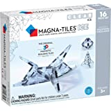 Magna Tiles ICE Set, The Original Magnetic Building Tiles for Creative Open-Ended Play, Educational Toys for Children Ages 3 Years + (16 Pieces)