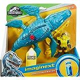 Imaginext Mosasaurus & Diver Jurassic World