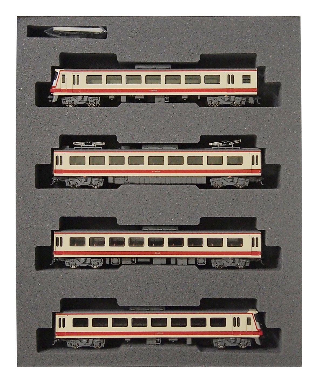 KATO Nゲージ 西武鉄道 5000系 レッドアロー 初期形 4両セット 10-1323 鉄道模型 電車   B0194P8VES
