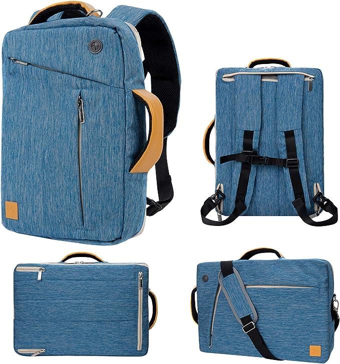 Noragami Bishamon Laptop Bag Laptop Messenger Bag Laptop Shoulder Bags Polyester Messenger Carrying Briefcase Sleeve with Adjustable Depth at Bottom 15.6 inch