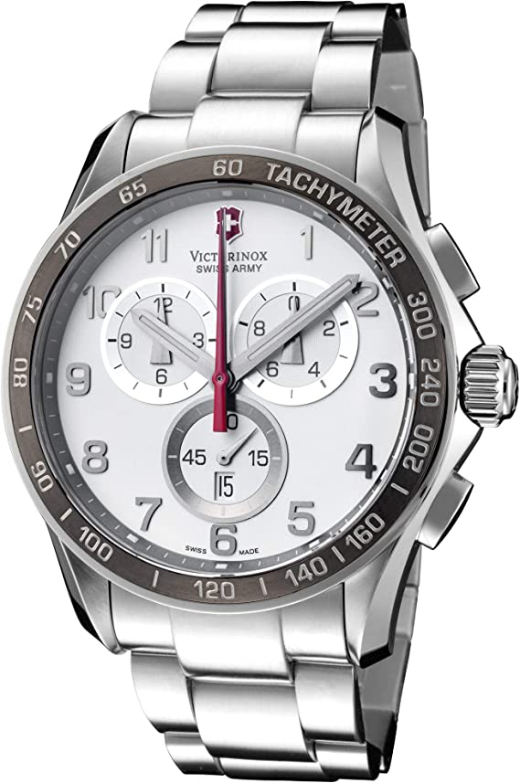 Victorinox Swiss Army Men's 241213 Chrono Classic XLS Watch