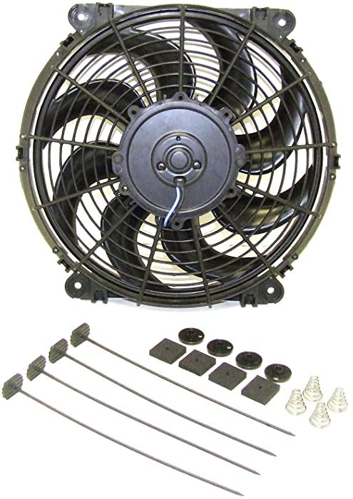Hayden Automotive 3680 Rapid-Cool Thin-Line Electric Fan