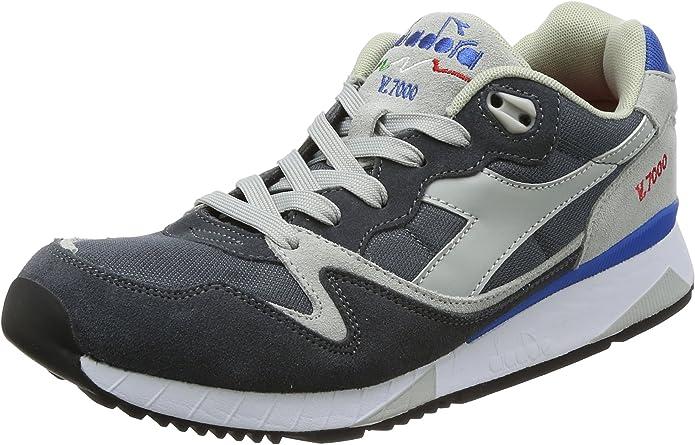 Diadora V7000 Nyl II Sneakers Uomini GrigioBeige Sneakers