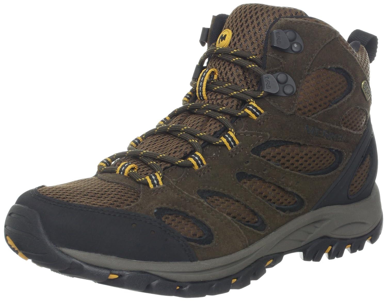 Merrell Men's Tucson Mid Waterproof Hiking Shoe