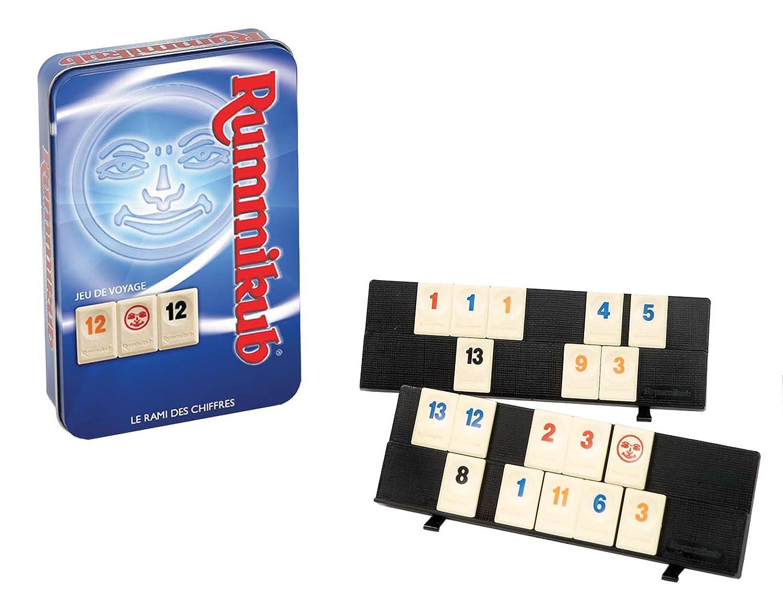 Hasbro - 150241010 - Rummikub Voyage - Jeu de Voyage: Amazon.fr: Jeux et  Jouets