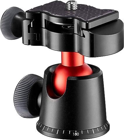 Joby Jb01568 Bww Ballhead 3k Pro Präzisionsgefertigter Kamera