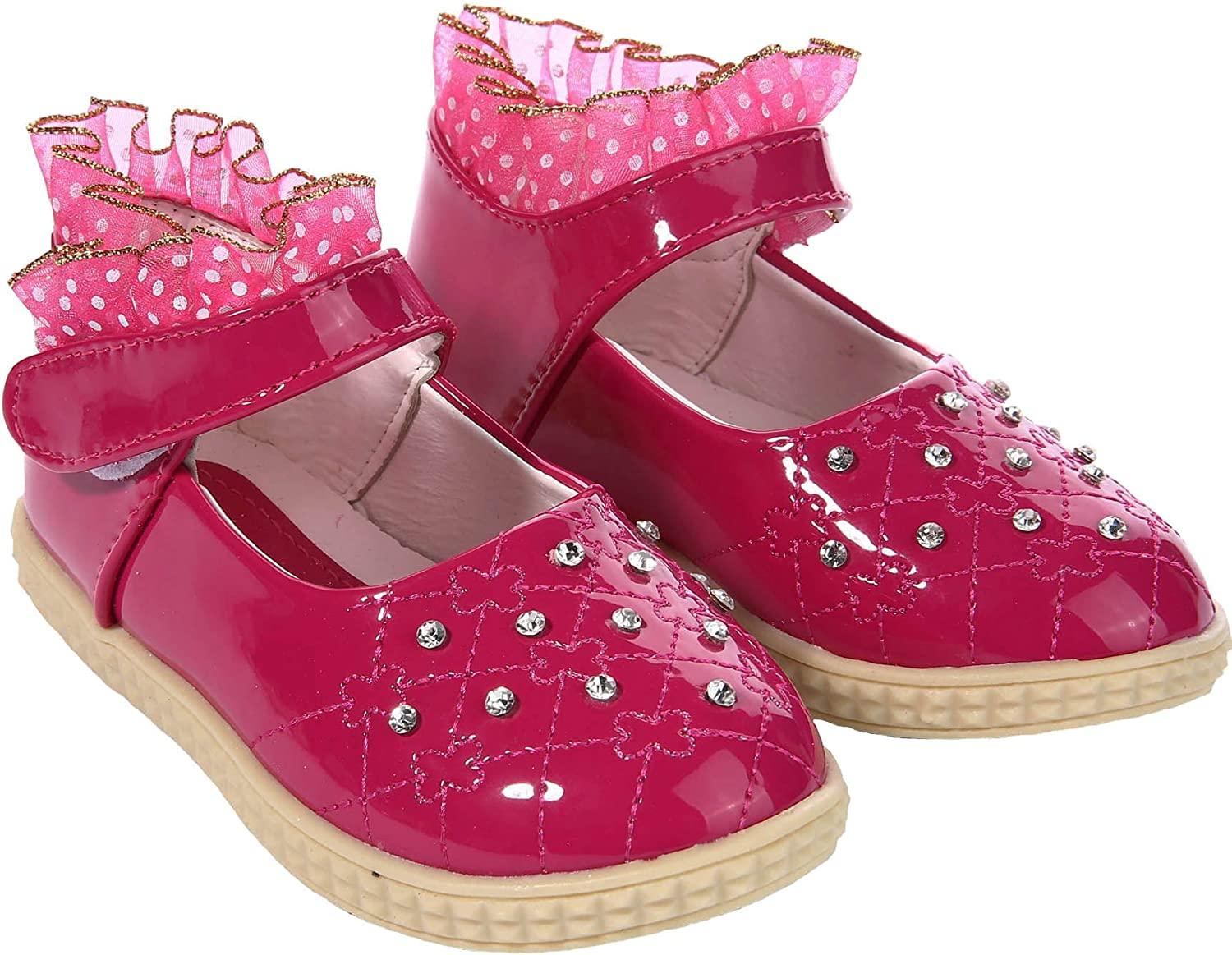 Forever Young Baby Girl Walking Shoes