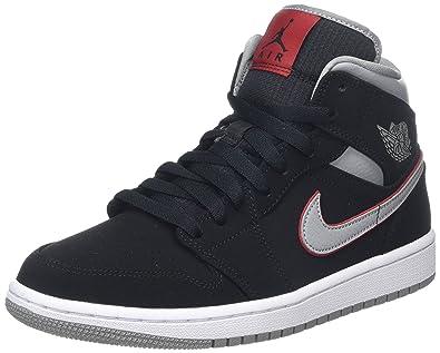 Nike Men's Air Jordan 1 Mid Basketball Shoes