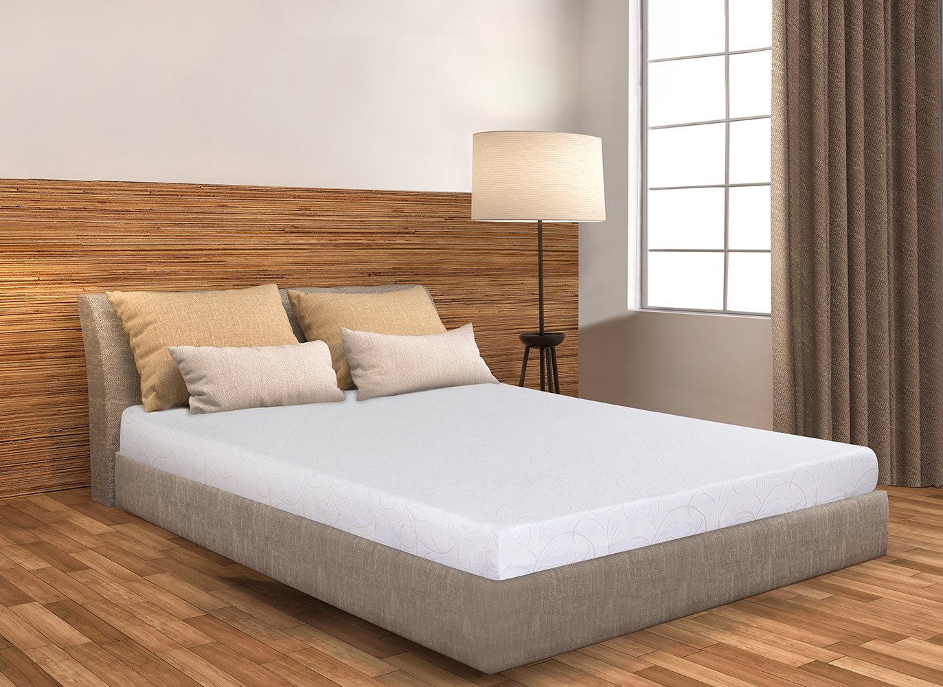 Olee Sleep 6 Inch Ventilation Memory Foam Mattress 06FM02 (Full)