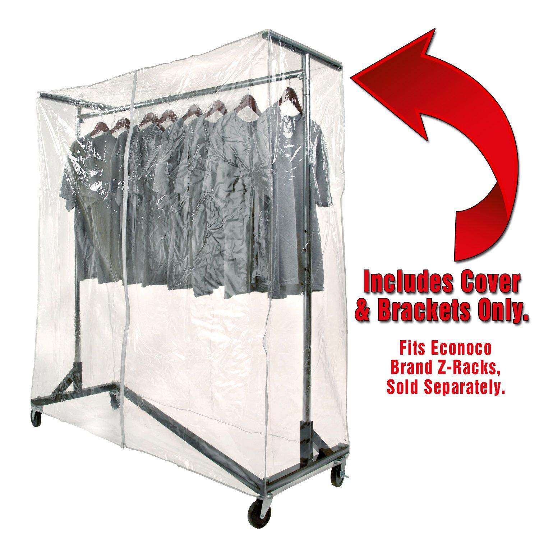 Amazon.com: Econoco Z Rack Cobertor con barras de apoyo ...