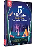 5-Minute Really True Stories for Bedtime: 30 Amazing Stories: Featuring frozen frogs, King Tut's beds, the world's…