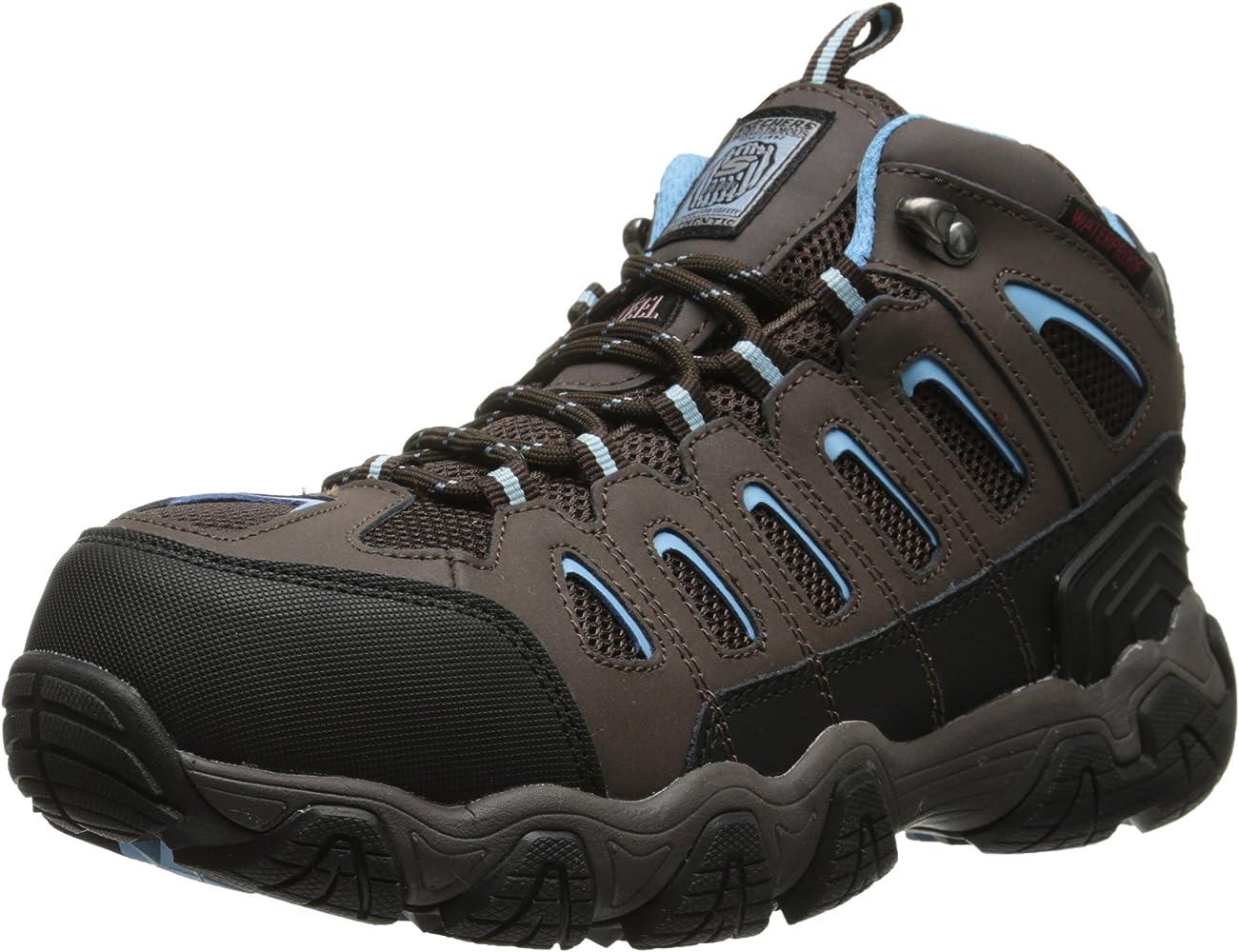 Skechers for Work Blais-EBZ Hiking Shoe