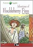 Adventures Of Huckleberry Finn. Book (+CD) (Black Cat. Green Apple)
