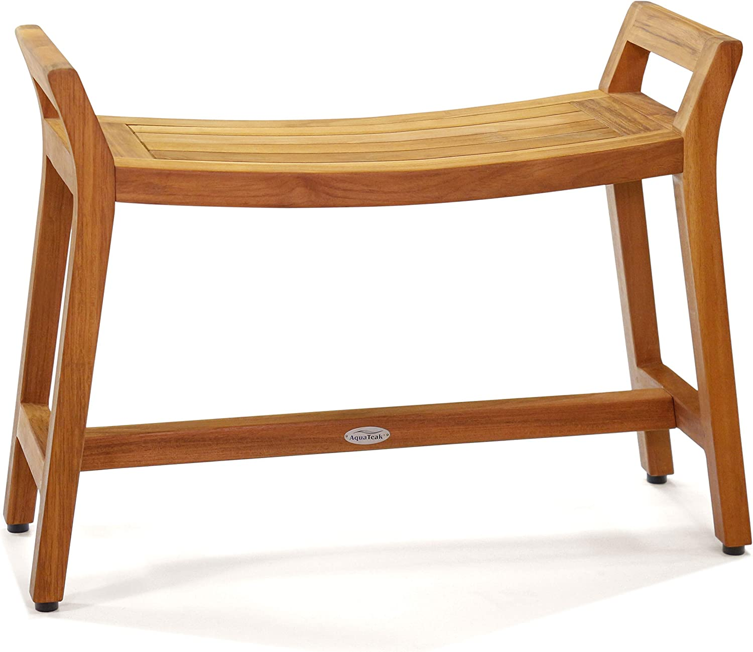 AquaTeak Asia Ascend Teak Shower Bench