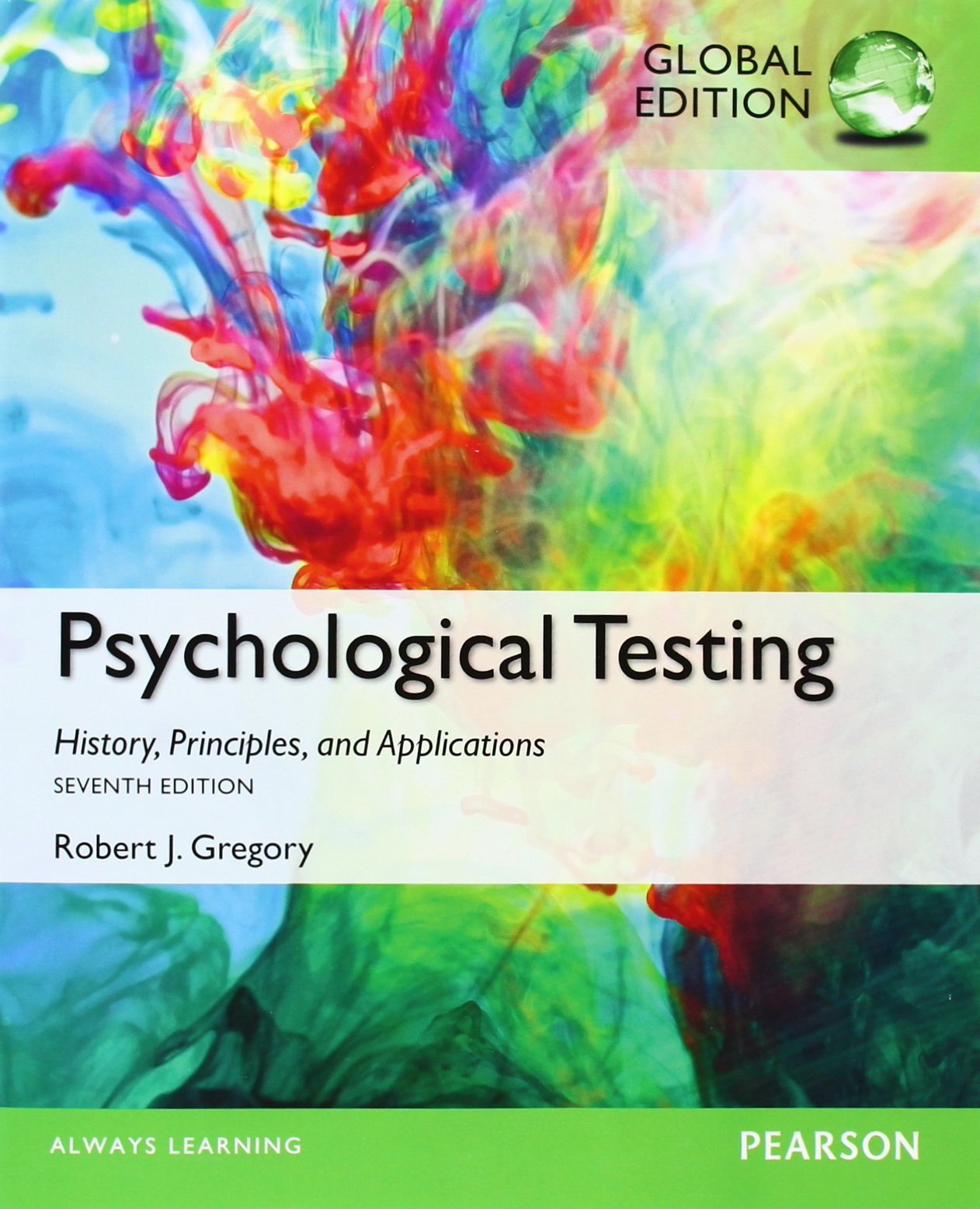 Psychological Testing  History Principles And Applications Global Edition