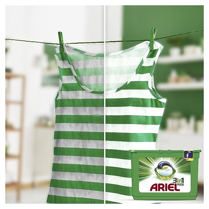 Ariel 3en1 PODS Color Detergente en Cápsulas Superconcentrado: Limpia y Mantiene El Brillo Del Color - 114 Lavados Pack (3 x 38): Amazon.es: Amazon Pantry