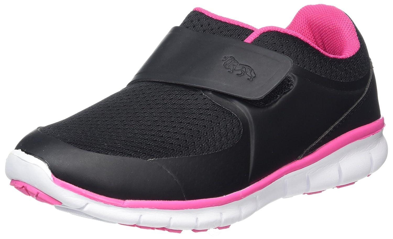 Lonsdale Lima Velcro, Chaussures Multisport Outdoor Mixte Enfant, Bleu LKA494