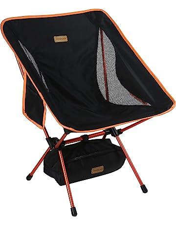Admirable Camping Chairs Amazon Com Machost Co Dining Chair Design Ideas Machostcouk