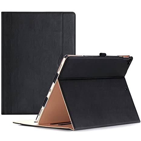 Amazon.com: ProCase iPad Pro 12.9 2017/2015 Case (Old Model) - Stand Folio Cover for Apple Inch (Both 2017 and 2015 Models), with Multiple