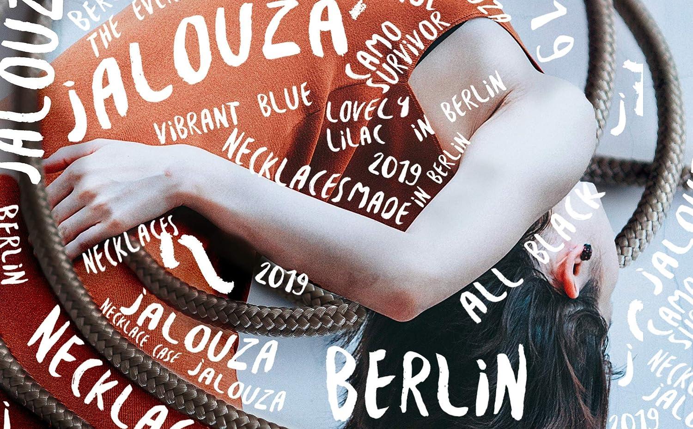 cordelette /Ø 6 mm Housse de Protection Anti Chocs Transparente pour Smartphone avec Sangle /à Porter Phone Holder Produit en Allemagne Collier Captain Jalouza Necklace Case pour iPhone 7//8