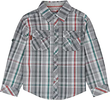 boboli 516080 Camisa, Multicolor (Cuadros Multicolor 9920), 152 (Tamaño del Fabricante:12) para Niños: Amazon.es: Ropa y accesorios