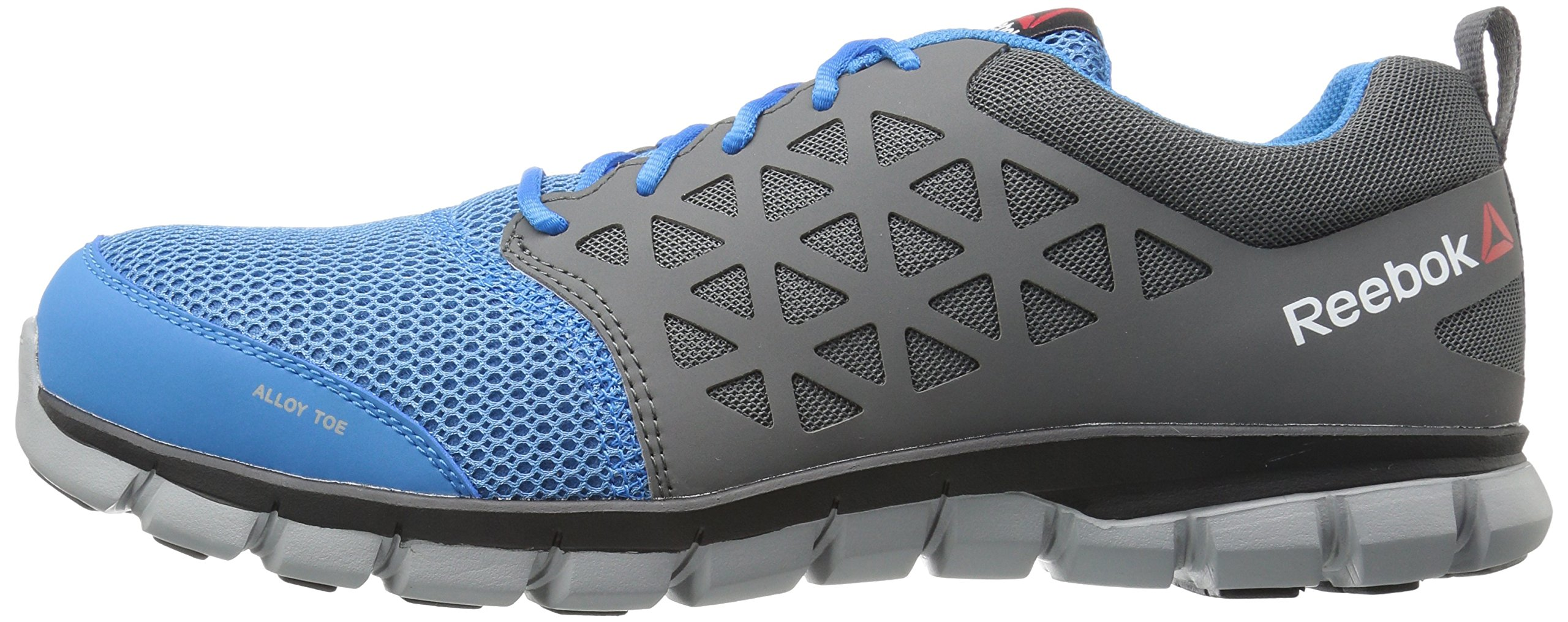 4d89a93ffdaf Reebok Work Men s Sublite Cushion Work RB4040 Industrial and Construction  Shoe