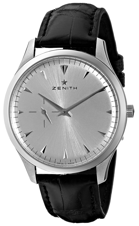 Zenith 03.2010.681_01.C493 reloj mecánico automático para hombre: Amazon.es: Relojes