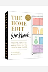 The Home Edit Workbook: Prompts, Activities, and Gold Stars to Help You Contain the Chaos Paperback