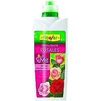 Fertilizantes para rosas