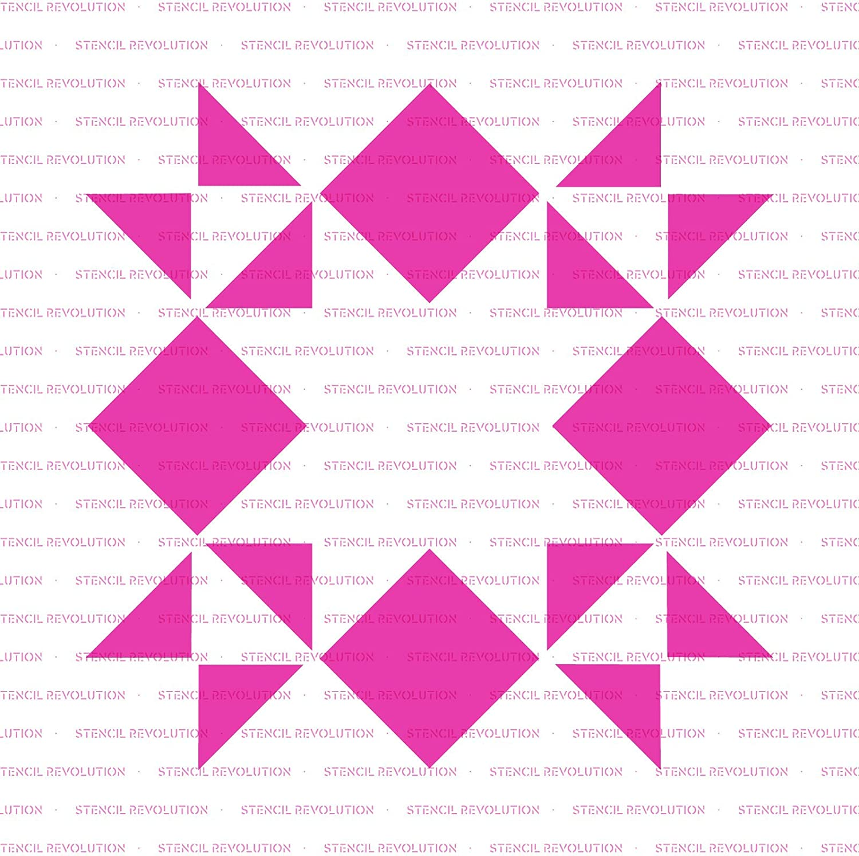 Score of four quilting stencil |quilt stencils |nancy's notions.