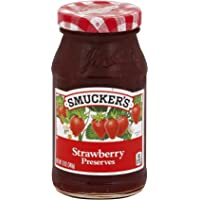Smucker's Strawberry Preserves, 12 Ounces