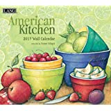 Lang 2017 American Kitchen Wall Calendar, 13.375 x 24 inches (17991001891)
