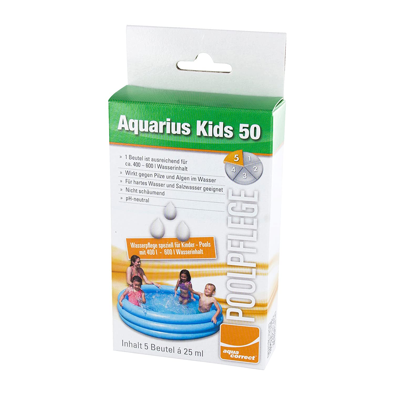 Steinbach Poolchemie Aquarius Kids 50, Aquacorrect, 5x25 ml: Amazon ...