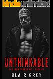 Unthinkable (Iron Cobras MC - Book #2)