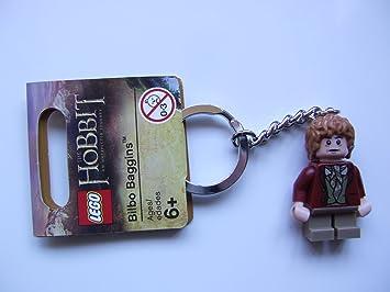 LEGO La Hobbit: Bilbo Baggins Llavero: Amazon.es: Juguetes y ...