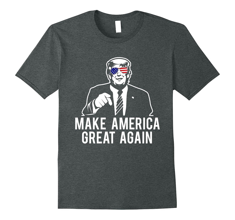 Make America Great Again Patriotic And Funny Trump T Shirt Pl