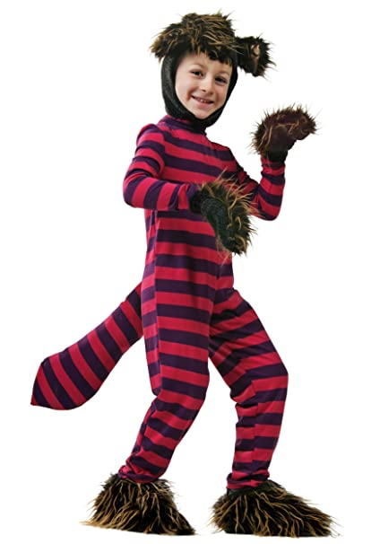 Big Girlsu0027 Cheshire Cat Costume Small  sc 1 st  Amazon.com & Amazon.com: Fun Costumes Big Girlsu0027 Cheshire Cat Costume: Toys u0026 Games