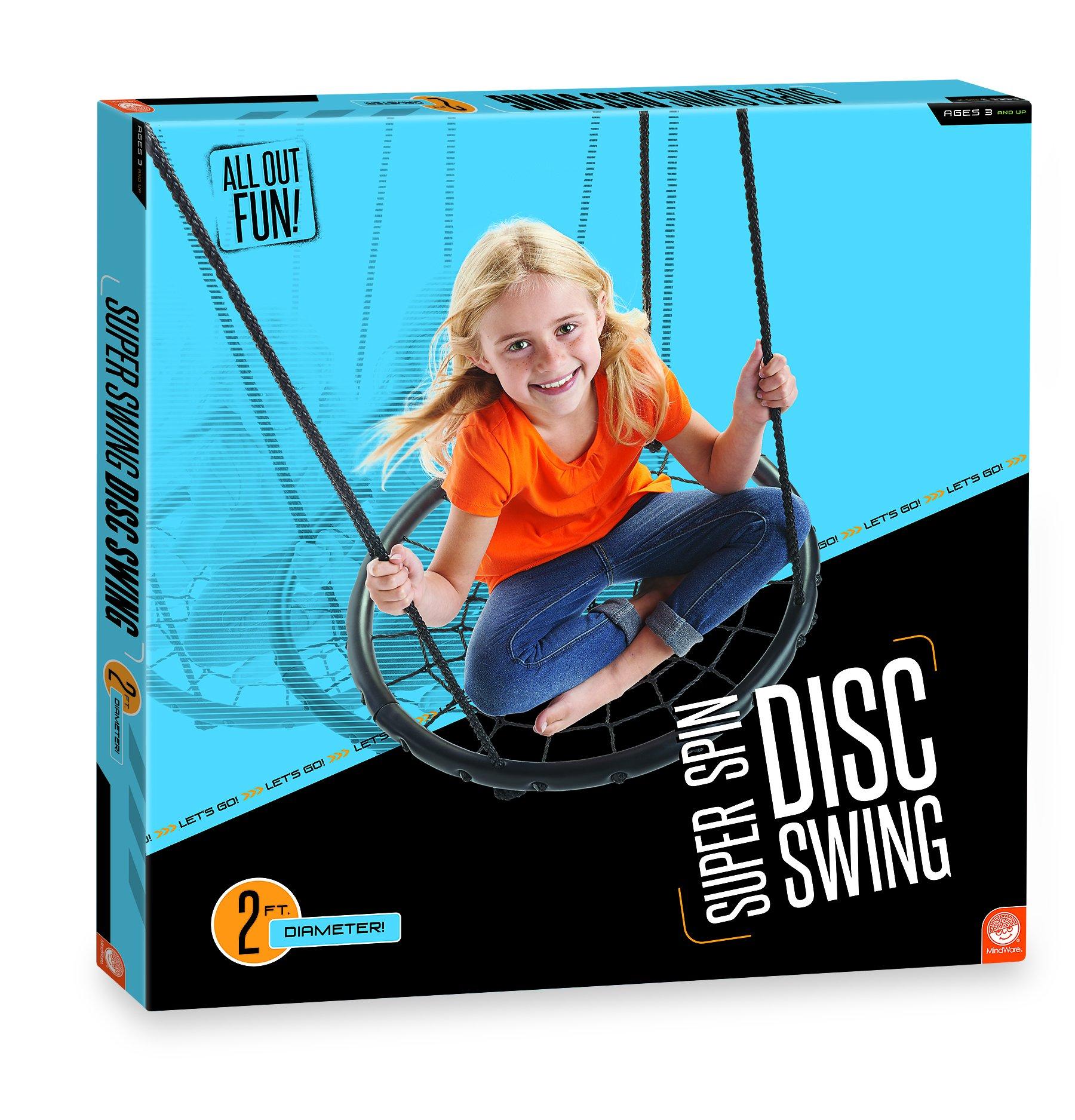 MindWare Super Spin Disc Swing