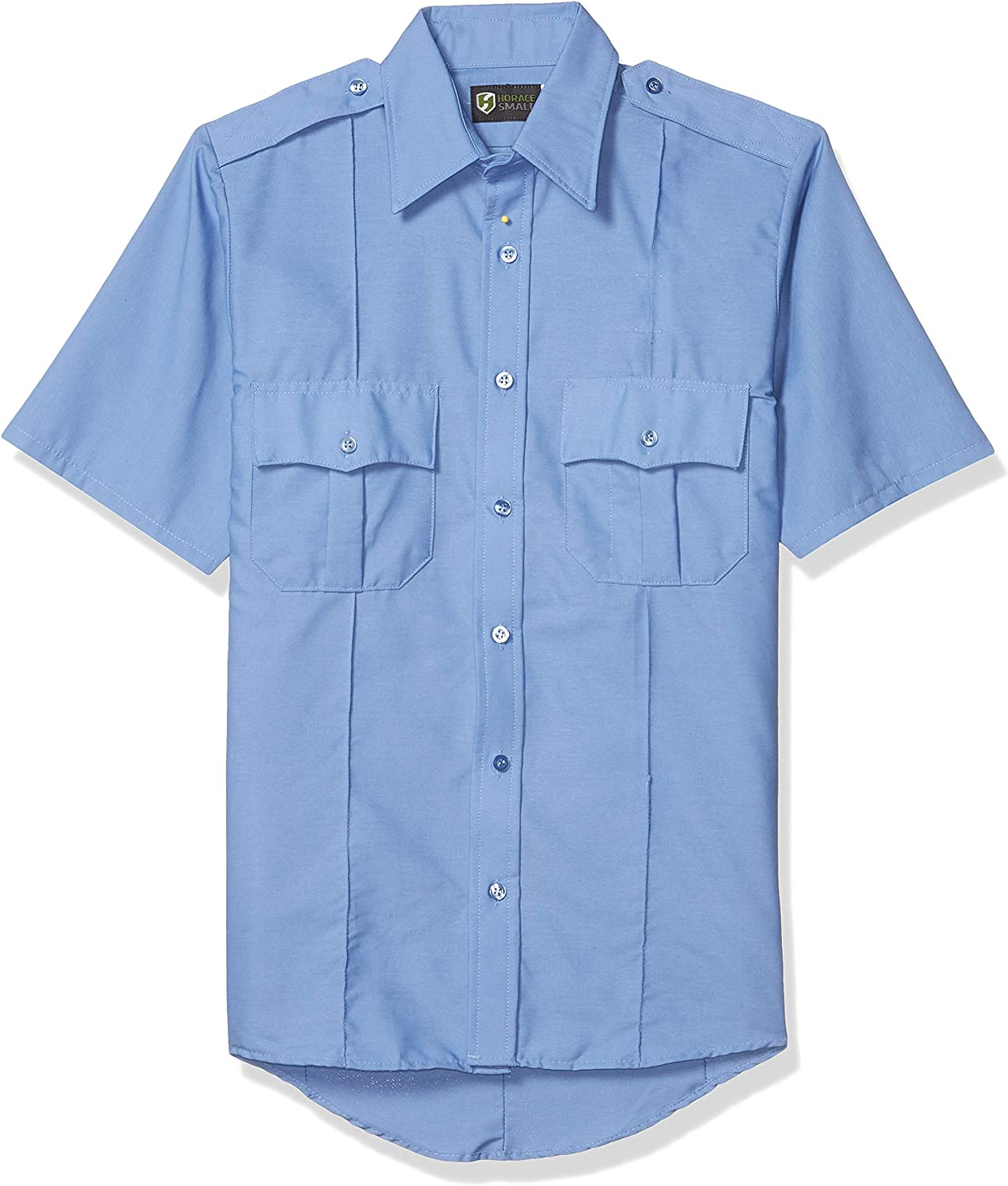 Horace Small Men's Professional Short Sleeve Security Shirt