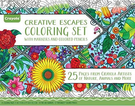 Markers For Adult Coloring Books