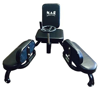M.A.R InternationalLtd Medium Duty Leg Stretching Machine Leg ...