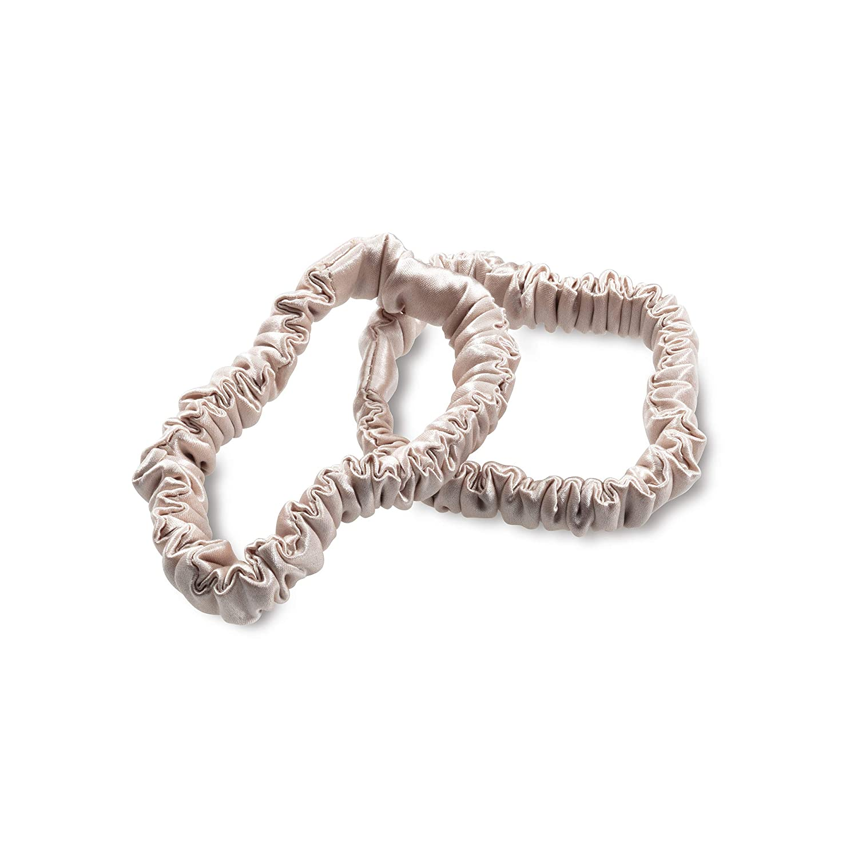 80x Elastisch Haarband Verknotet Gummiband Damen Haargummi Mädchen Armbänder